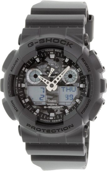 Casio Herrenuhr G-SHOCK GA-100CF-8AER 60215