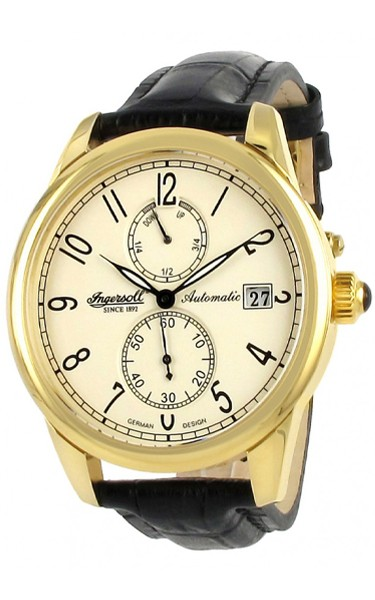 Ingersoll Herrenuhr Remington IN 8008 GCH