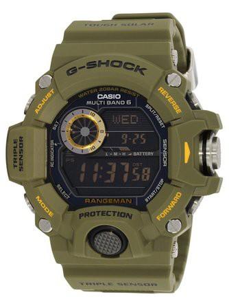 Casio Herrenuhr G-SHOCK GW-9400-3ER