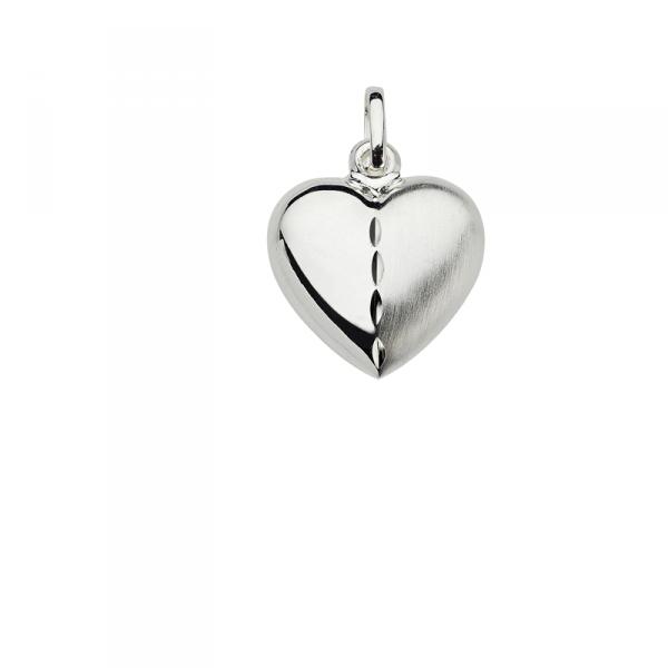 Taufanhängerin 925´er Sterling Silber mit schlichtem Design