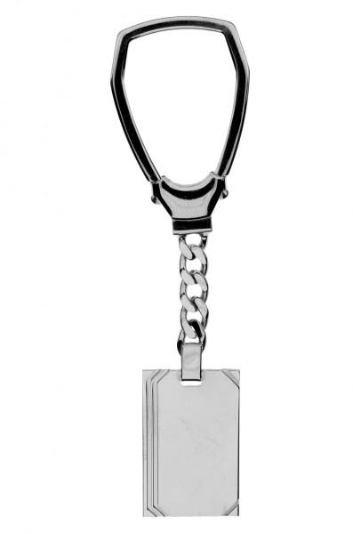 Schlüsselanhänger mit Gravurplatte 30116