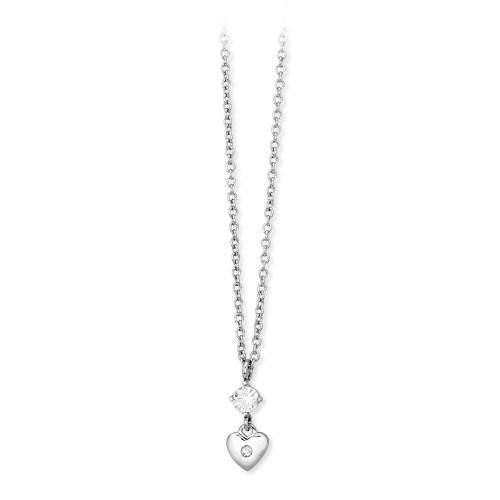Halskette mit Anhänger Herz