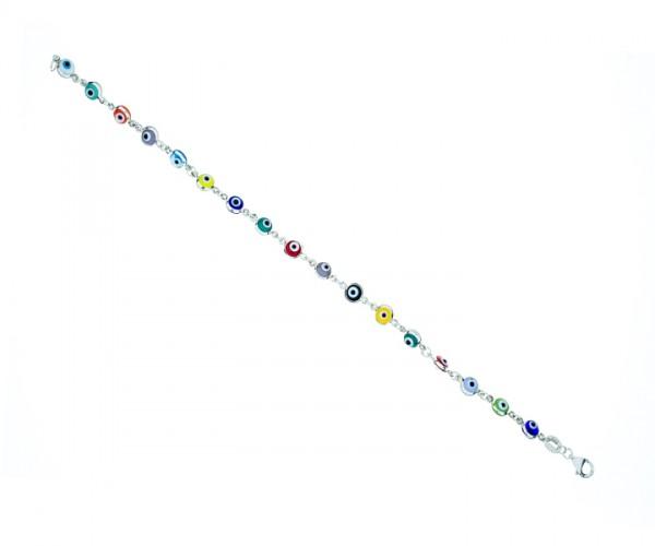 Nazar Boncuk Armband 18 cm