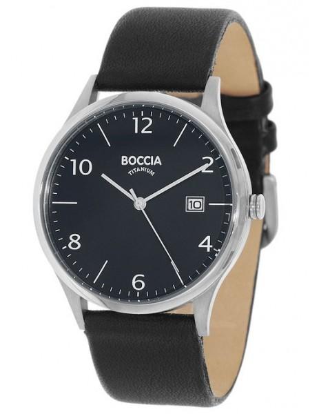 Boccia Titanium Herrenuhr 3585-03 60448