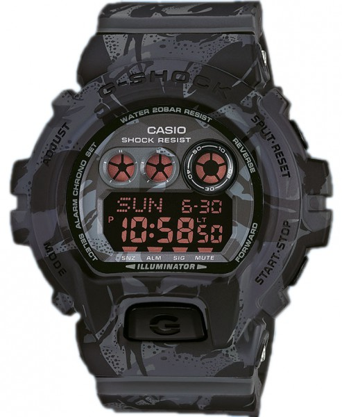 Casio Herrenuhr G-SHOCK GD-X6900MC-1ER