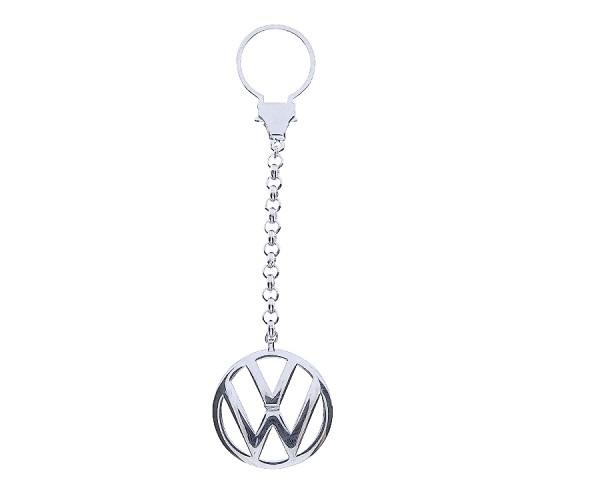 VW 925'er Silber Schlüsselanhänger