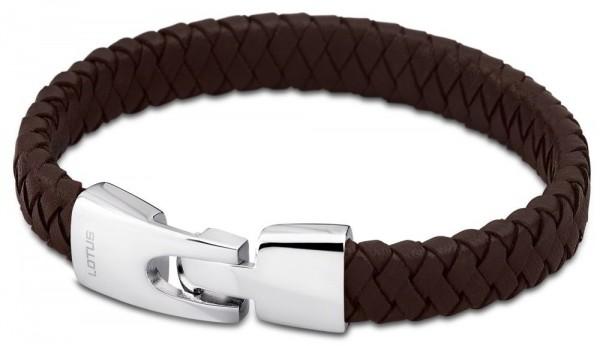 geeignet für Männer/Frauen Bestpreis weltweit bekannt Lotus Style Herren Armband LS1517-2