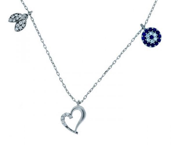 Infinity Unendlich Halskette 50027