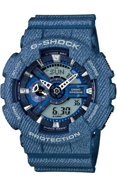 Casio G-SHOCK Uhr GA-110DC-2AER