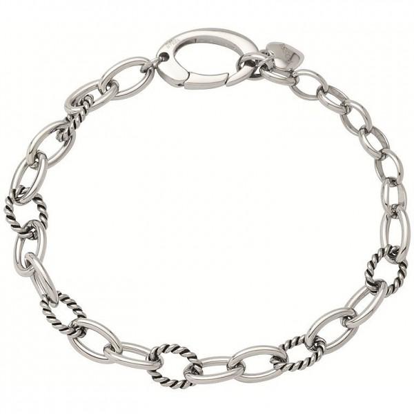 Fossil Damen Charm-Armband 22cm JF86680040