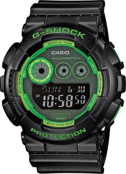 Casio G-SHOCK Uhr GD-120N-1B3ER