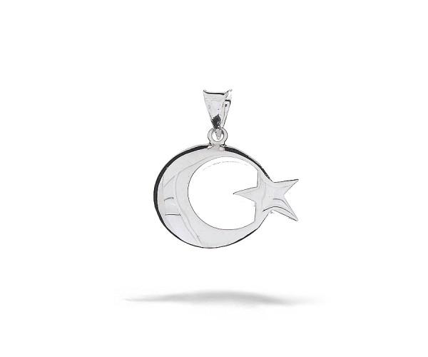 925'er Silber Türkei Anhänger
