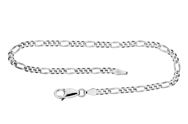 Armband Figarokette 20 cm