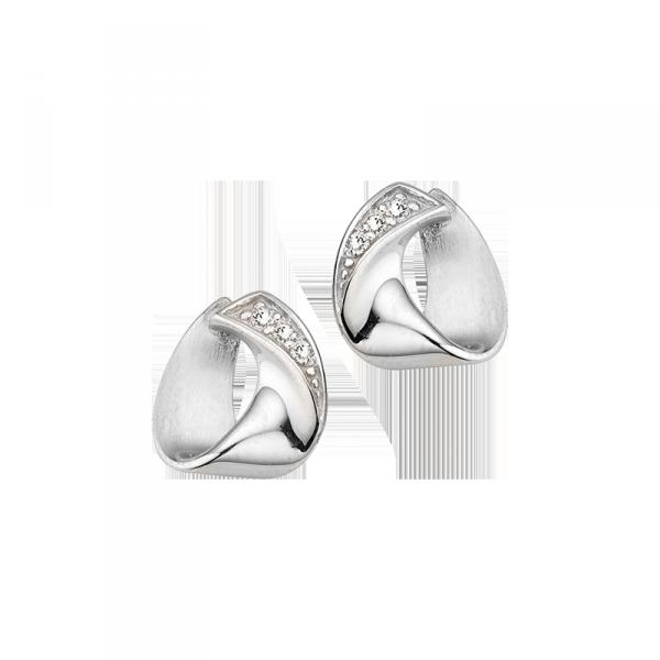 Ohrstecker in 925´er Sterling Silber mit einer charmanten Ausstrahlung
