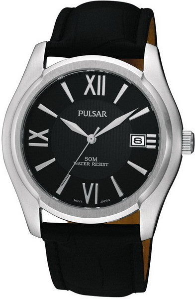 Pulsar Herrenuhr PXH 677 60283
