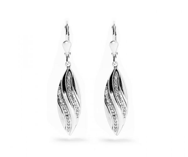 Ohrhänger in 925´er Sterling Silber 40046