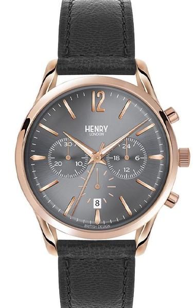 Henry London FINCHLEY Herrenuhr HL39-CS-0122