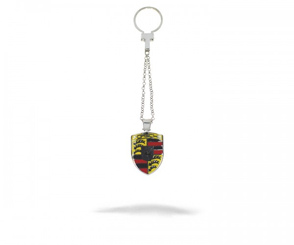 925`er Sterling Porsche Schlüssel Anhänger
