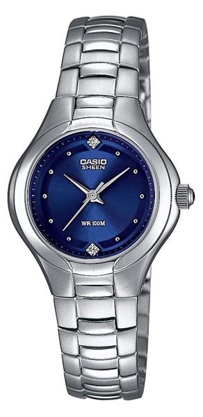 Casio Damen-Armbanduhr Analog Quarz SHN-121-2AVEF