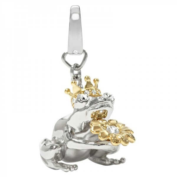 Fossil Charm Frosch JF00790998