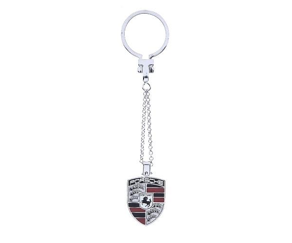 Porsche 925'er Silber Schlüsselanhänger