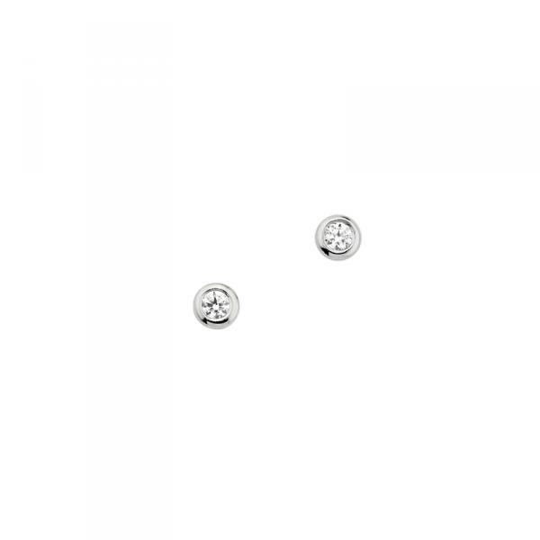 Ohrstecker in 925´er Sterling Silber mit grandiosem Design
