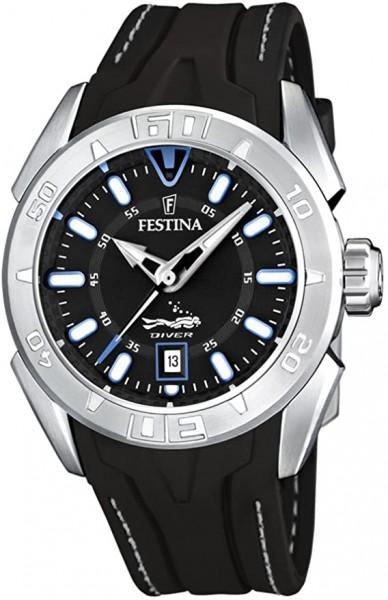 Festina Herren Analog Quarz Uhr F16505/A