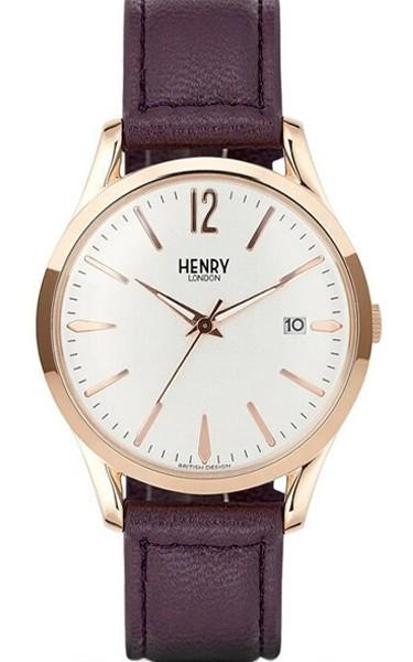 Henry London Unisex Uhr HL39-S-0082