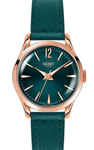 Henry London Damen Uhr HL25-S-0128