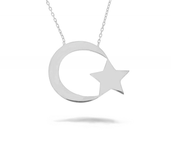 Halskette mit Anhänger 925'er Silber Türkei