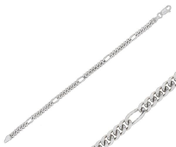 Armband Figarokette 21 cm 20178