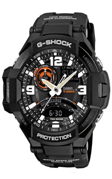 Casio Herrenuhr G-SHOCK GA-1000-1AER