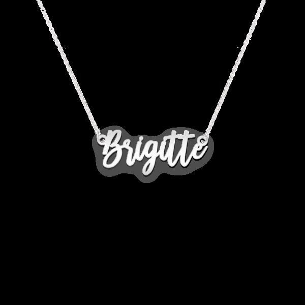 """Namenskette FRA003 """"Brigitte"""""""