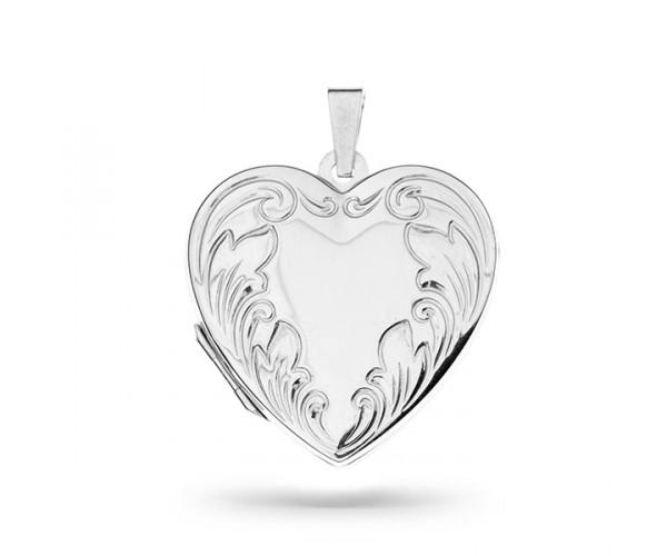 Herz Medaillon