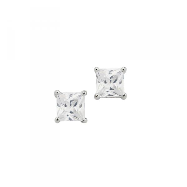 Ohrstecker in 925´er Sterling Silber mit großartigen Zirkonia Steinen