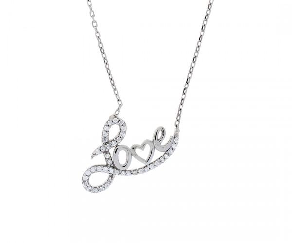 Halskette mit Anhänger 50135
