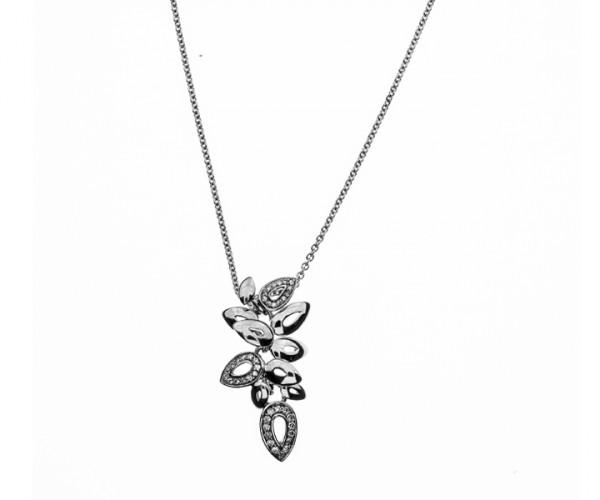 Pierre Cardin Ankerkette Silber