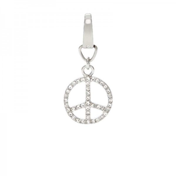 Fossil Charm Peace JF00335040