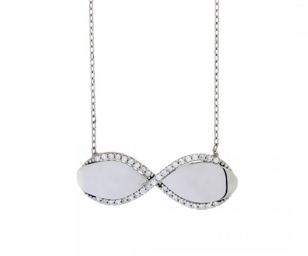 Infinity Unendlich Halskette