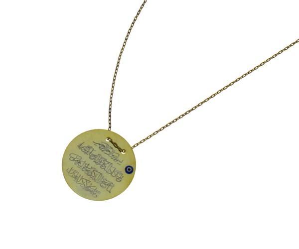 Halskette mit Anhänger Nazar Ayet
