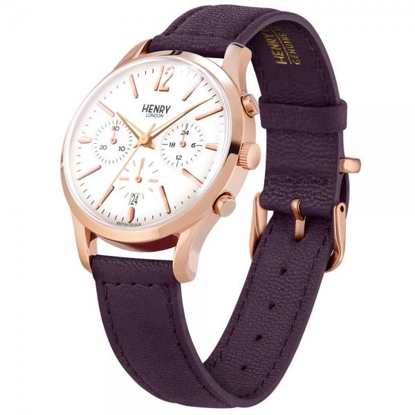 Henry London Armbanduhr HL39-CS-0090