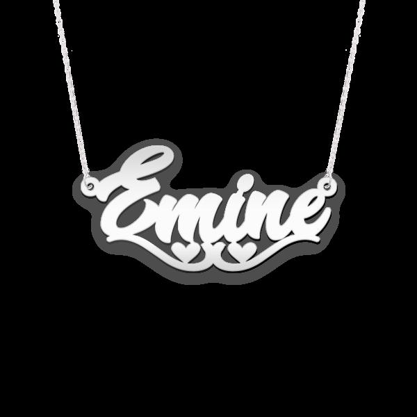 "Namenskette MM011 ""Emine"""